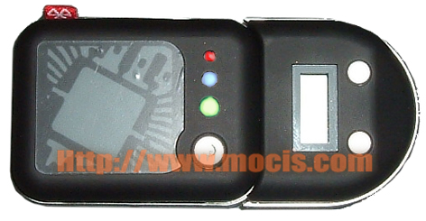 MOCIS Bluetooth GPS with FM modulator (car) SiRF StarIII chipset